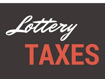 Taxes On Sweepstakes Winnings - what are the taxes on lottery winnings freedom tax accounting