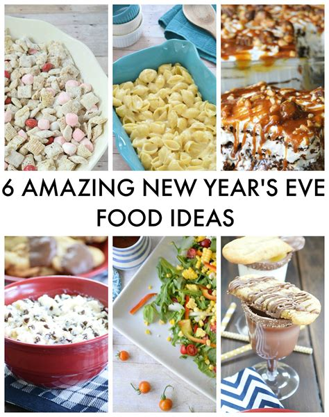 how to make new year treats new year s food ideas three and a fish