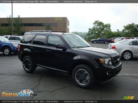 2010 Ford Escape Xlt by 2010 Ford Escape Xlt Sport Appearance Package