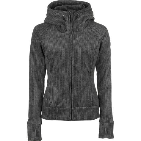 womens bench hoodies bench slinker ii b full zip hoodie women s backcountry com