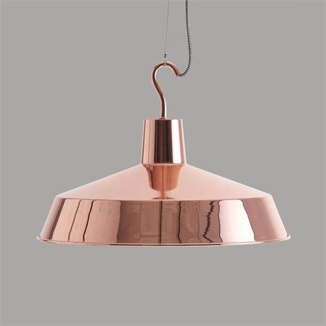 Copper Pendant Lighting Large Europa Copper Pendant Light By Horsfall Wright Notonthehighstreet