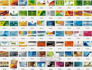 desain kartu nama untuk anak studio foto mini jual paket pelatihan memulai usaha