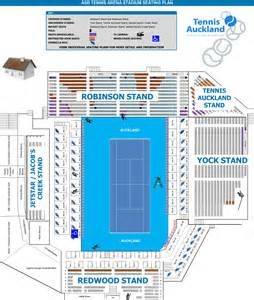 anz stadium floor plan asb national tennis centre stage 1 completed page 10 skyscrapercity