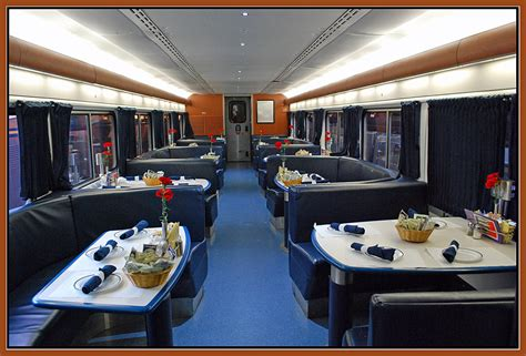 capitol limited dining car the amtrak capitol limited