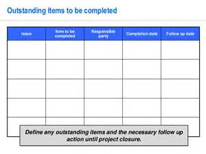Project Follow Up Template Excel by Pdca Problem Solving Template By Operational Excellence