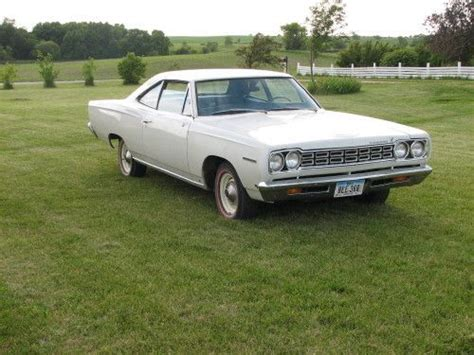 1968 plymouth belvedere buy used 1968 plymouth belvedere 273 auto clean az