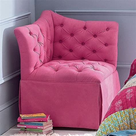 teen chairs for bedroom comfortable chairs for teens pink tufted corner chair in