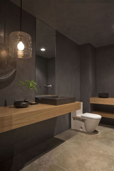 Modern Wood Bathroom by Best 25 Wooden Bathroom Ideas On Toilets