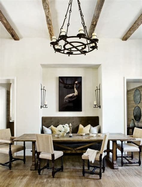 dining room banquette bench bachelor entertaining create a delicious dining room