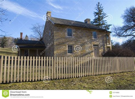 sibley house henry hastings sibley house front royalty free stock photo image 13710805