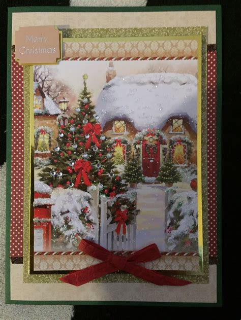 Hunkydory Decoupage - 78 images about my cards on