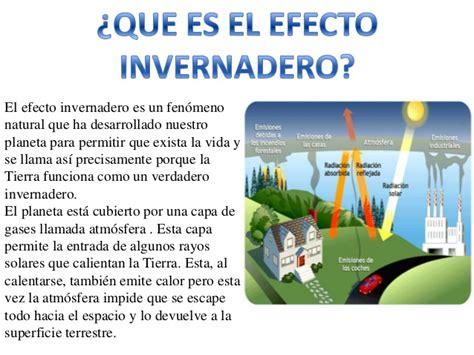 el efecto leopi para presentacion efecto invernadero