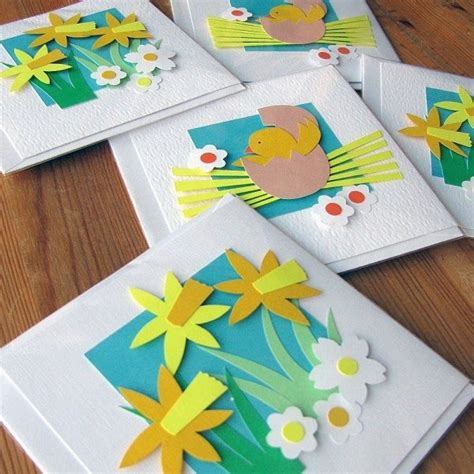 Paper Craft Cards - paper crafts cards lights card and