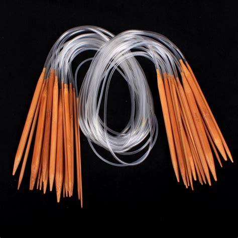 Jarum Knitting Circular Stainless 806543 Cm jarum knitting breien alat rajut