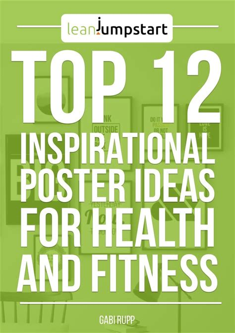 printable health quotes quote posters top 12 inspirational poster ideas for