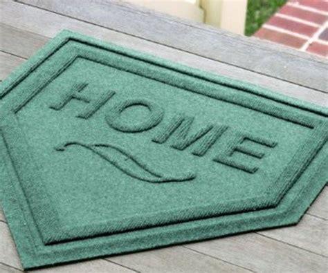 water hog rug waterhog home plate mat entry door mat 187 gadget flow
