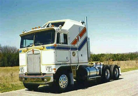 kenworth cabover history 17 best images about vantage trucks on pinterest semi