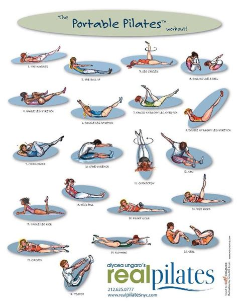 Pilates Mat Workout by Mat Pilates A Great Morning Routine Before Work Won T