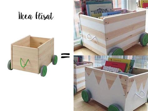 ikea toy storage hacks 24 best ikea hack flisat images on pinterest children