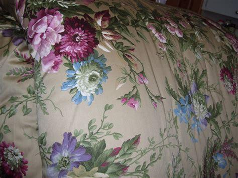 adriana ralph lauren ralph floral comforter 4pc set ebay