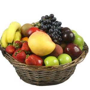 fruit basket fresh fruit basket hunter valley hers