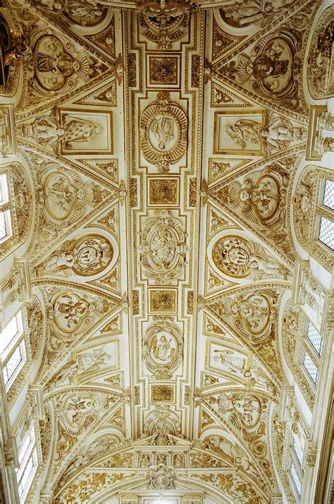 Gold On The Ceiling by Gold Ceiling Rococo