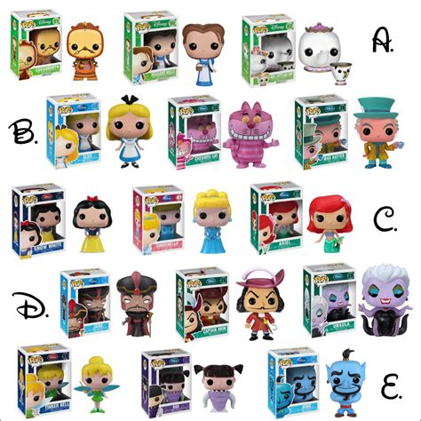 Funko Pop Disney And The Beast 2017 Lumiere wednesday wishlist disney pop funko journeys are my diary