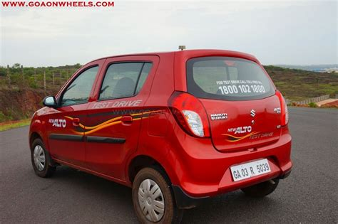 Maruti Suzuki 800 Specifications Maruti Suzuki Alto 800 Facelift Review