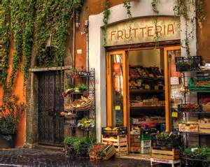Store Rome Italy Fruit Store In Rome Italy Photo On Sunsurfer