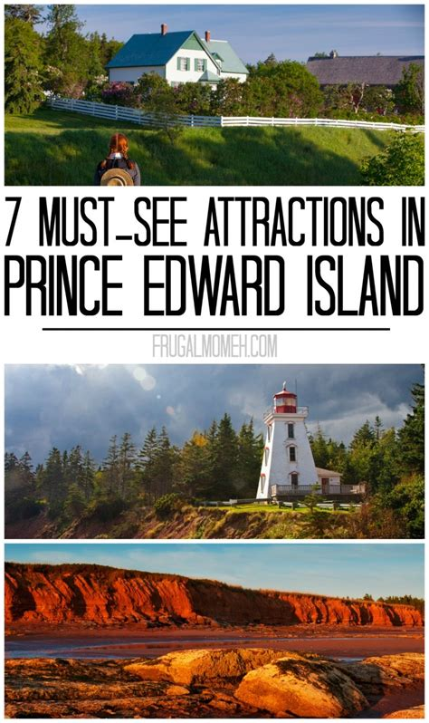 7 Must See Attractions in Prince Edward Island   Frugal