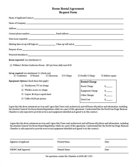 basic agreement form 57 basic agreement forms sle templates