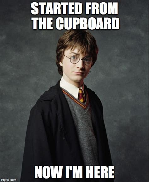Harry Potter Meme Generator - harry potter imgflip