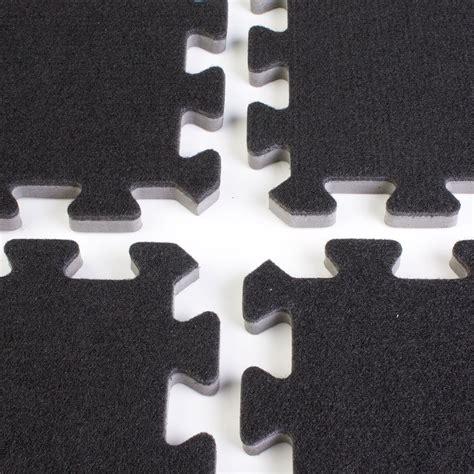 10 x 10 interlocking black foam mats - 10 X 10 Interlocking Foam Mat And Black