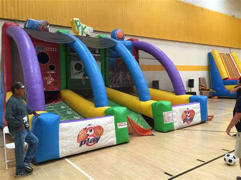rent a house to throw a party 3 in 1 sports throw rental rent a 3 in 1 sports throw in phoenix arizona