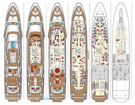 Open Plan House Plans amevi layout oceanco motor yacht superyachts com