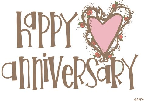 wedding anniversary clip happy anniversary on anniversaries happy anniversary clip