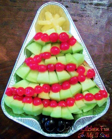 fruits for christmas party o honeydew o honeydew thy fruit i am arranging kitchen with my 3 sons