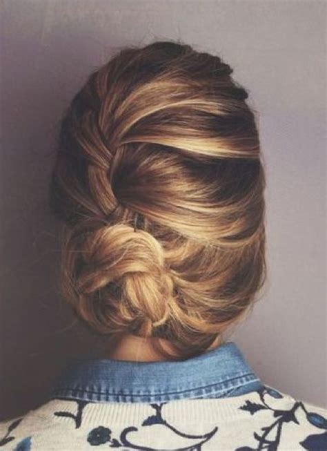french braid bun on empire 421 best images about long hair style ideas on pinterest