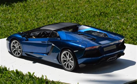 Pocher Lamborghini by 1 8 Pocher Lamborghini Aventador Roadster Review