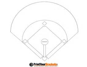 Baseball Field Template by Best Photos Of Baseball Field Diagram Template Printable