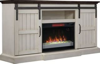 classic flame hogan electric fireplace tv stand weathered