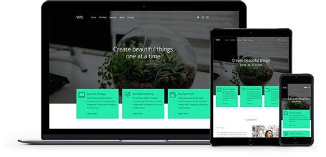 virb templates virb free html5 multi purpose website template ideal for