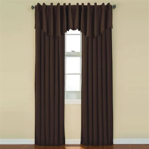 noise cancelling curtains the noise reducing drapes hammacher schlemmer