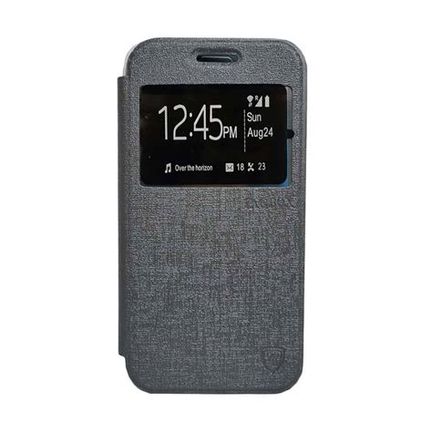 jual zagbox flip cover casing for samsung galaxy v or ace