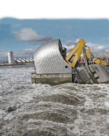 When Will The Thames Barrier Need Replacing | no need to replace thames barrier says former manager