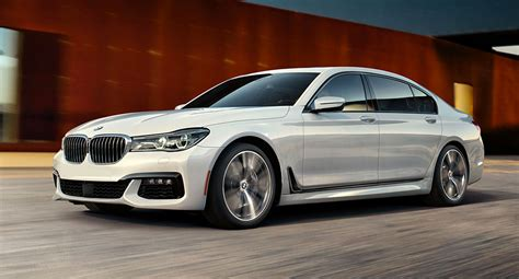 2017 bmw 7 series photos informations articles