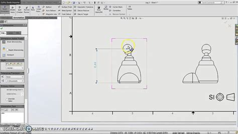 solidworks drawing template tutorial adding template to solidworks and tips for creating