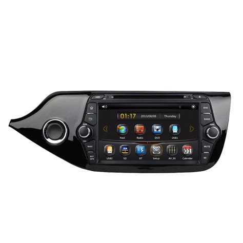 Kia Ceed Bluetooth Hd 2 Din 8 Quot Car Dvd Gps Navigation For Kia Ceed 2014 With