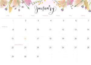 calendar for january 2017 printable calendar template