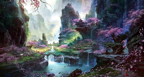 Minecraft Wall Murals fantasy art full hd wallpaper and background 2560x1381